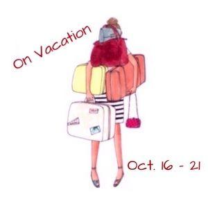 On Vacation Lovelies 👙🏖⛱